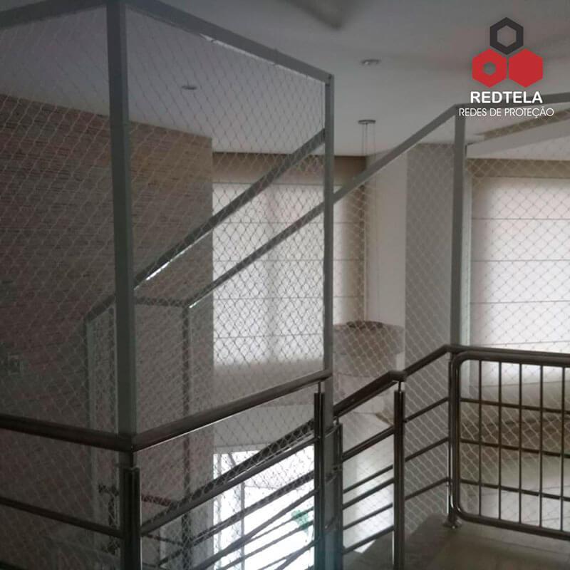 redes de proteção em residência